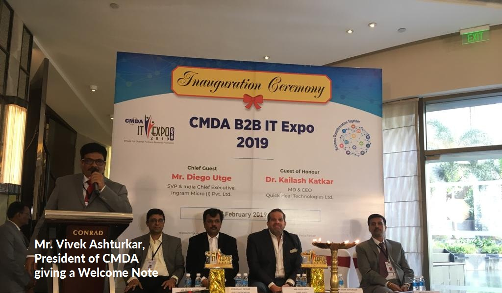 CMDA IT Expo 2019 Held in Pune on Feb 5-6 Concluded on a