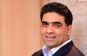 Khalid Wani, Dir-Sales, India
