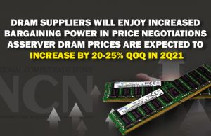 DRAM Suppliers