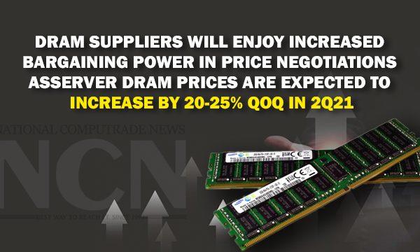 DRAM Suppliers