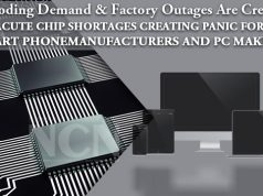 Exploding demand and factory outages are creating acute chip shortages
