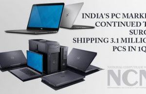 India's PC Market Continued to Surge, Shipping 3.1 Million PCs in 1Q21
