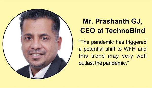 Mr Prashanth GJ, CEOatTechnoBind