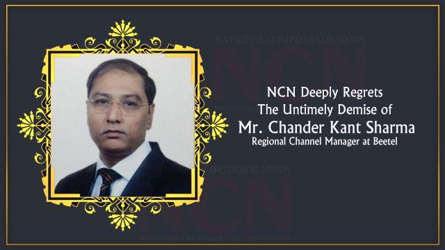 Mr. Chander Kant Sharma - Regional Channel Manager at Beetel