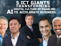 5 ICT Giants Transforming Digital culture by Enabling AI to Accelerate Business