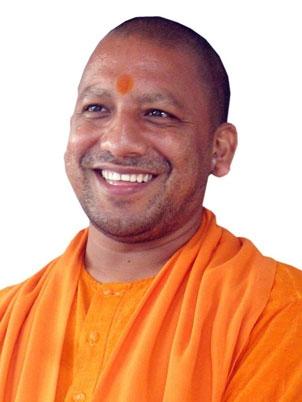 Chief Minister Mr Yogi