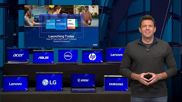Chris Walker, Intel corporate vice president