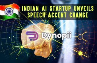 Dynopii, Indian AI startup unveils speech accent changer Computex 2021