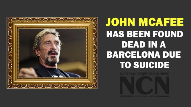 John McAfee suicde