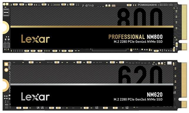 Lexar M2NVMe SSD