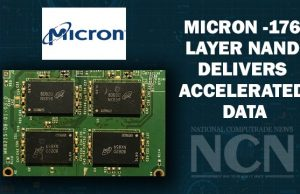Micron -176-layer NAND delivers Accelerated Data