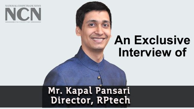 Mr. Kapal Pansari, Director, RPtech Indiadiscusses his educational background, their business plans & strategies and goals