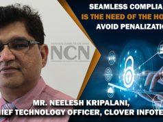 Neelesh Kripalani, Chief Technology Officer, Clover Infotech