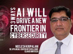 Neelesh Kripalani, Sr. VP & Head - Center of Excellence, Clover Infotech