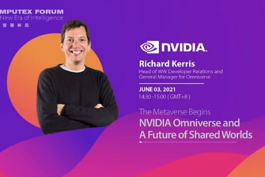 Richard Kerris, GM of NVIDIA Omniverse