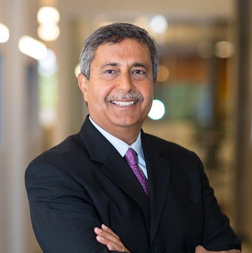 Sanjay Mehrotra, President and CEO of Micron Technology