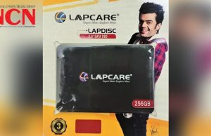 LAPCARE LAPDISC SSD 256GB SATA 2.5 Provides Efficient Power Management & Data Transfer