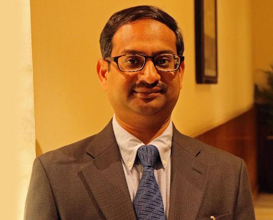 Mr Ashish Gaikwad, Managing Director, Honeywell Automation India Limited and President (Interim), Honeywell India