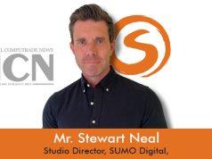 Mr. Stewart Neal, Studio Director, SUMO Digital