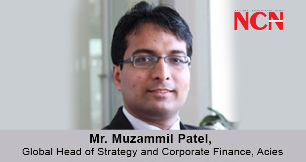 Muzammil Patel, Global Head of Strategy and Corporate Finance at Acies