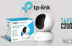 TAPO C200 Wi-Fi Camera (TPlink)
