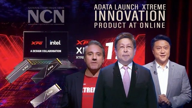 ADATA launch Xtreme Innovation product at online
