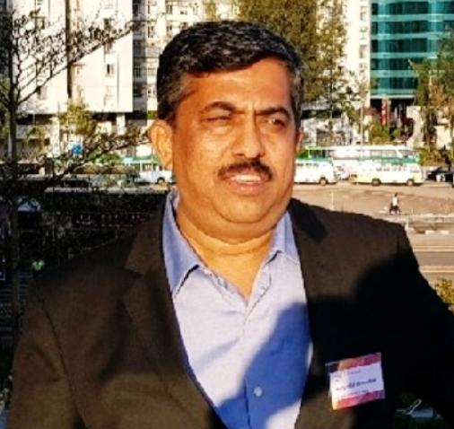Anirudha Menavlikar