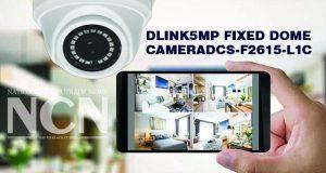 D-Link 5MP Fixed Dome Camera DCS-F2615-L1C