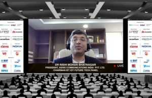Aeris Launch of ClaerityAI_Dr Rishi Bhatnagar,President, Aeris Communications