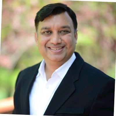 Dr. Nikhil Agarwal, CEO - FIRST & C3i Hub, IIT Kanpur