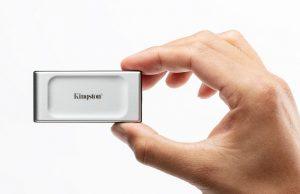 Kingston Announces Pocket-Sized XS2000 Portable SSD