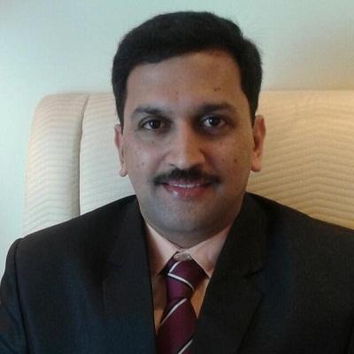 Mahesh Bellur, Business Manager, Tech Data India
