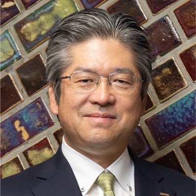 Masaaki Moribayashi, President and Board Director for NTT Ltd.