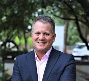 Mr Darryl Cox, CEO - International Markets, ESDS Software Solution Ltd
