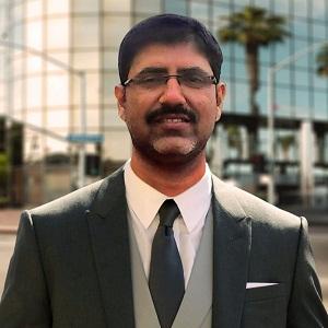 Mr. Krishnan Nagarajan,CEO, Unified Voice