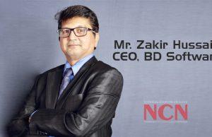 Mr. Zakir Hussain- CEO, BD Software