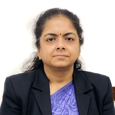 Ms. Anna Roy, Sr Advisor, NITI Aayog