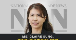 Ms. Claire Sung, Regional Sales Manager, Avision