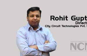 Rohit Gupta, Director, City Circuit Technology Pvt Ltd
