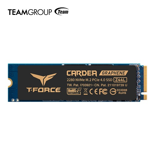 T-FORCE CARDEA Z44L PCIe4.0 SSD