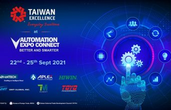 Taiwan Excellence, Automation Expo Connect 2021