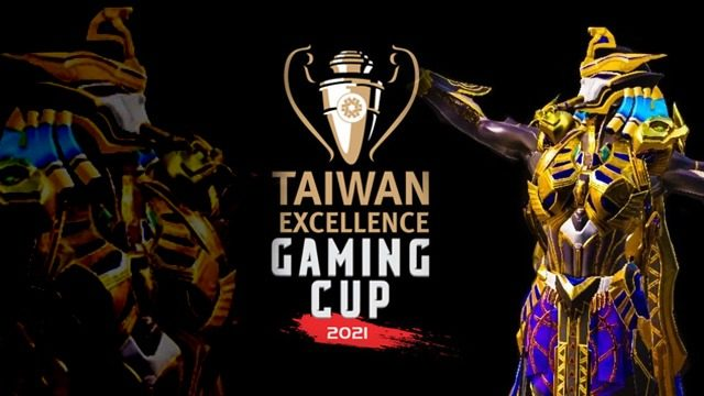 Taiwan Excellence gaming Cup