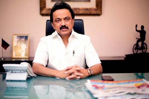 Tamil Nadu Chief Minister M K Stalin