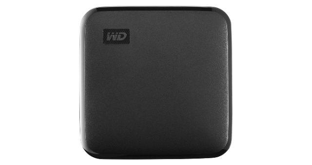 WD Elements & External SSD