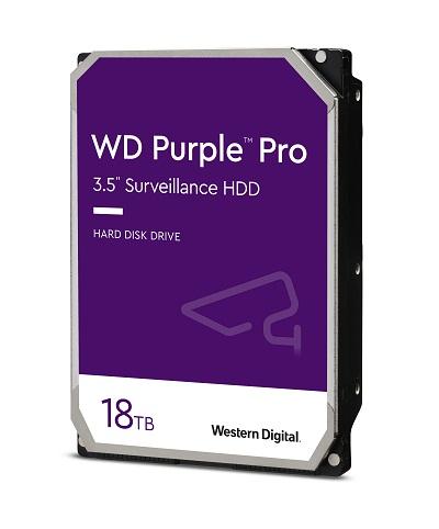 WD Purple Pro HDD 18TB