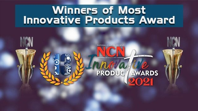 Winners of Most Innovative Products Award category of 13th NCN Innovative Product Award Night, 2021