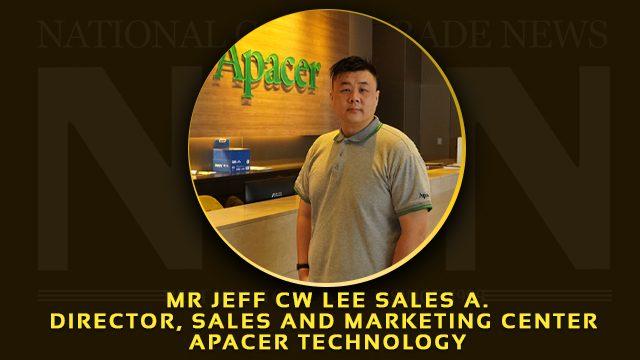 Mr. Jeff CW Lee Sales